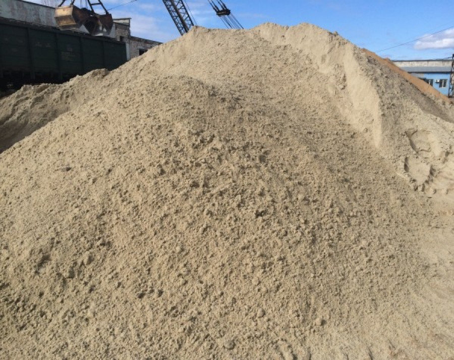 что такое речной песок