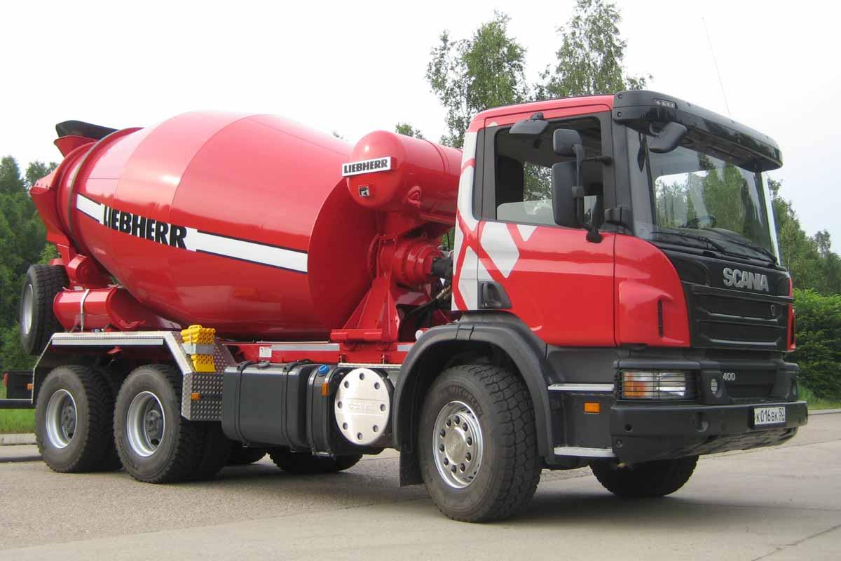 Заказать миксер с бетоном цена в краснодаре раствор кладочный цементный производитель