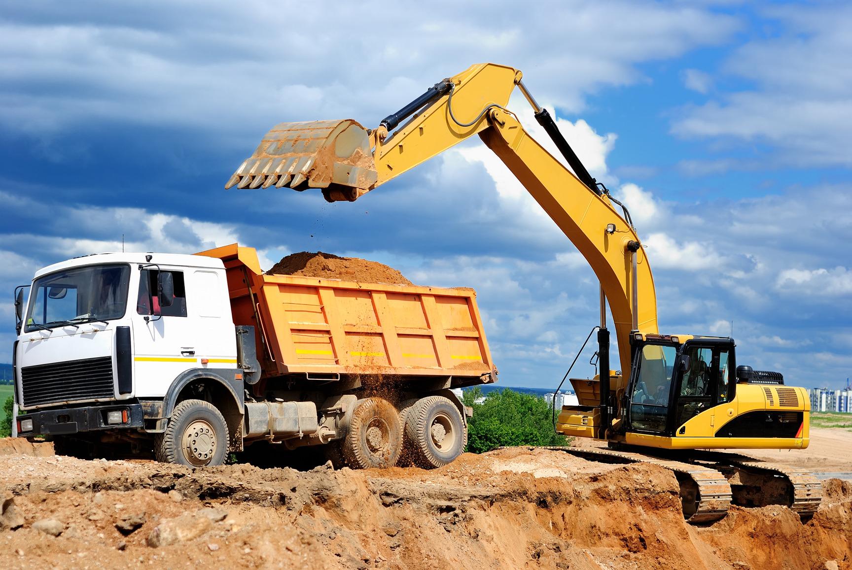 Работающая строительная техника союз спецтехники ооо